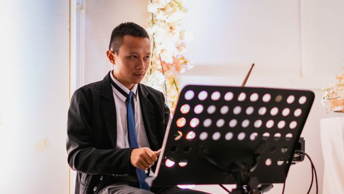 The Wedding of  Liman & Yofine by Cresenza Music Entertainment - 003