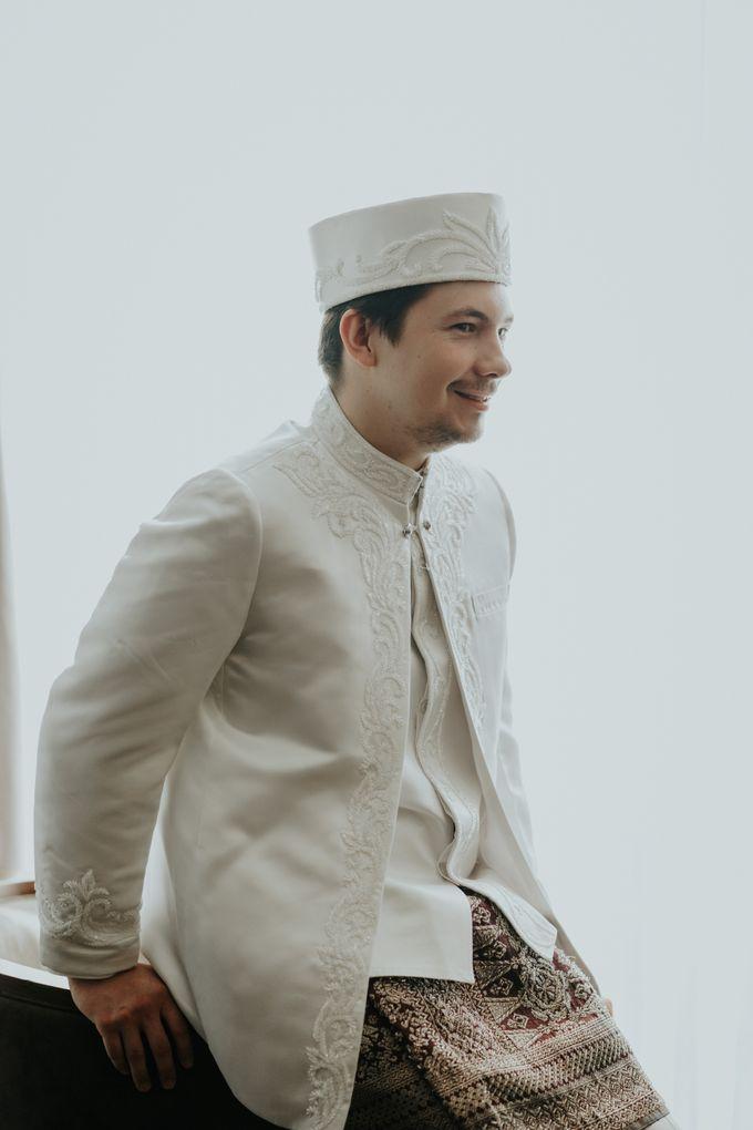 From Paris with Love - Wedding Theo & Dina by Memoira Studio - 005