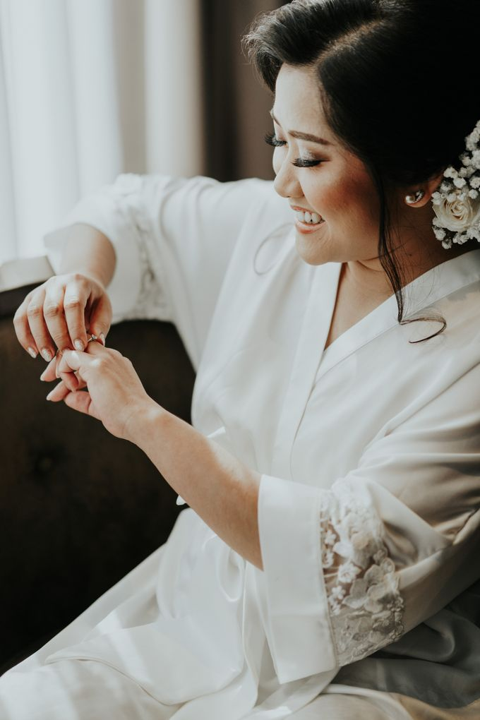 From Paris with Love - Wedding Theo & Dina by Memoira Studio - 007