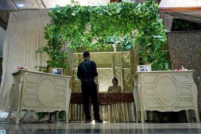 Berti & Silas Decoration by Our Wedding & Event Organizer - 013