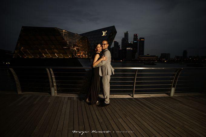 Pre-Wedding by Yosye Hamid Photography - 011