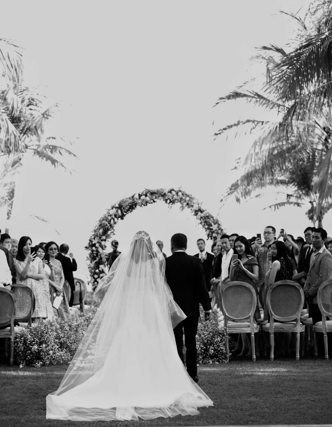 Dicky & Chelsea Wedding Day by Vivi Valencia - 039