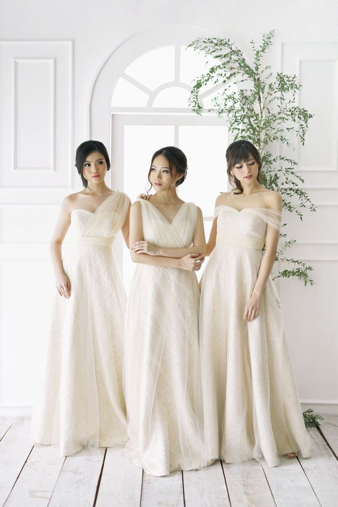ready for rent by Lademoiselle Bridesmaids - 003