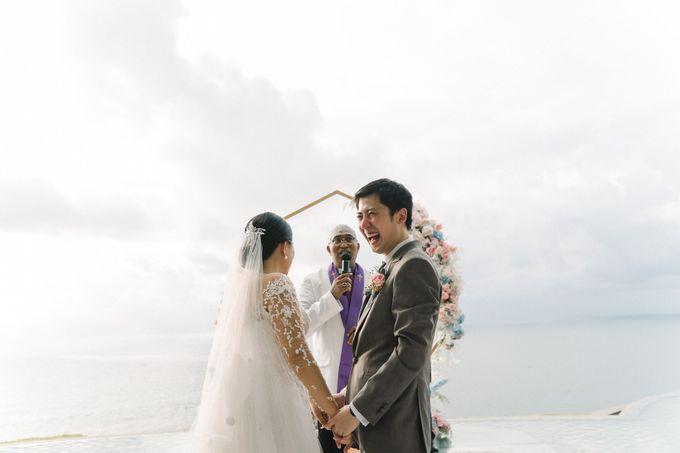 HOWARD and VINA Wedding by Lona Makeup - 012