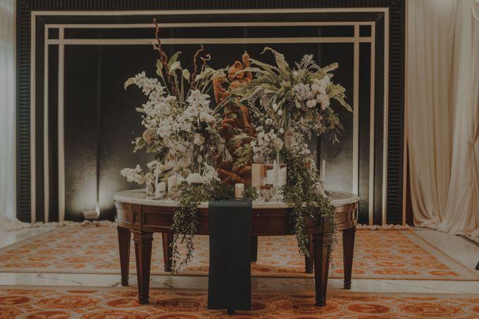 A WEDDING AT DHARMAWANGSA by AIRY - 013
