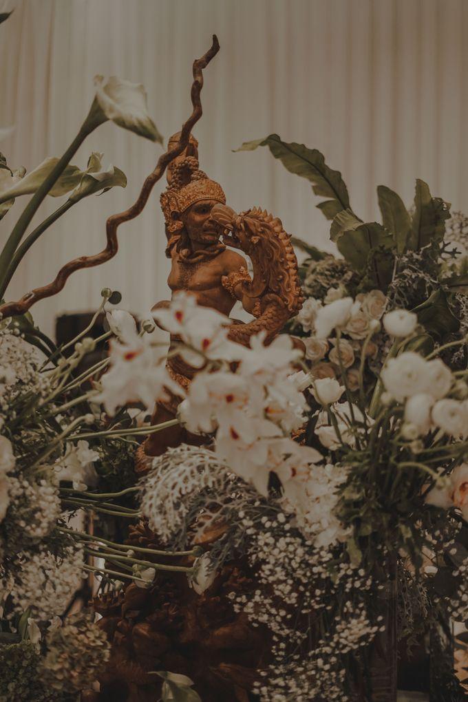 A WEDDING AT DHARMAWANGSA by AIRY - 015
