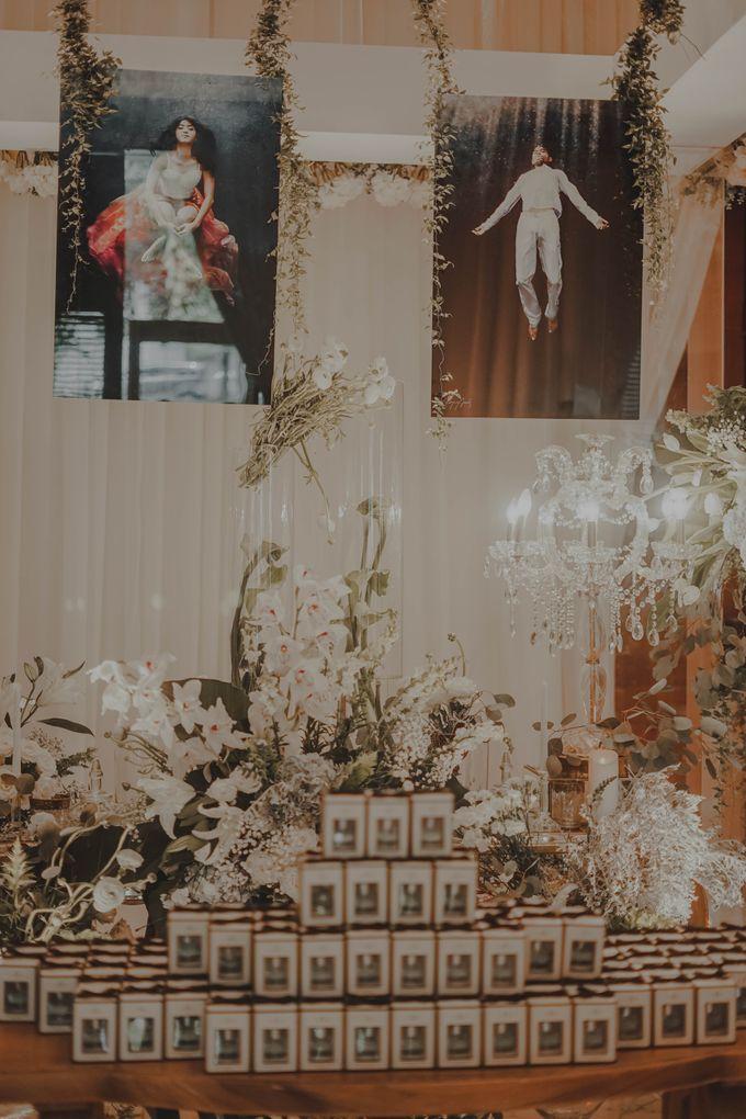 A WEDDING AT DHARMAWANGSA by AIRY - 016