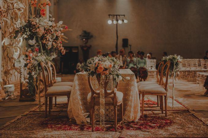 A WEDDING AT DHARMAWANGSA by AIRY - 020