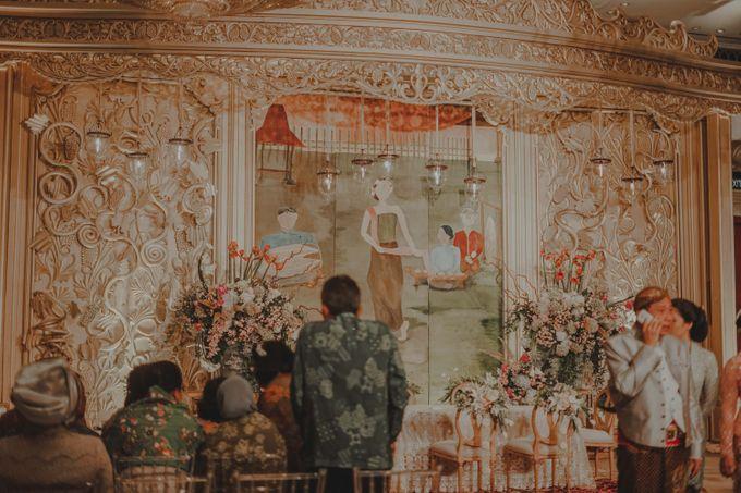 A WEDDING AT DHARMAWANGSA by AIRY - 021