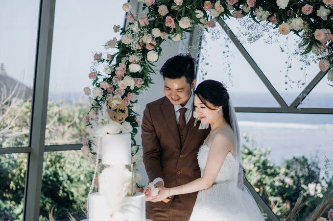 Bali Wedding of Dennis & Megan by Lentera Wedding - 042