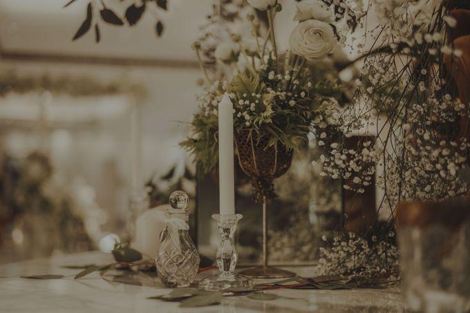 A WEDDING AT DHARMAWANGSA by AIRY - 025