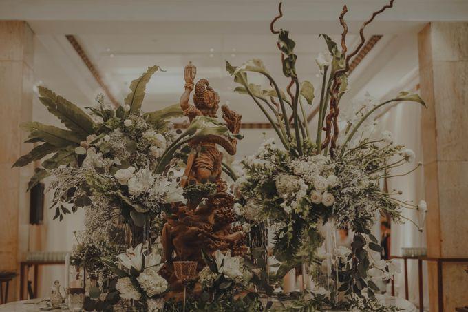 A WEDDING AT DHARMAWANGSA by AIRY - 026
