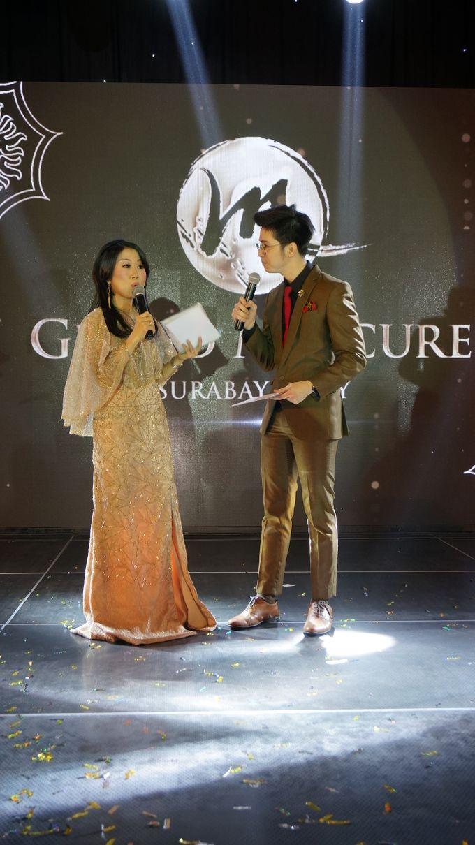 Grand Opening of Grand Mercure Surabaya City by MC Mandarin Linda Lin - 004