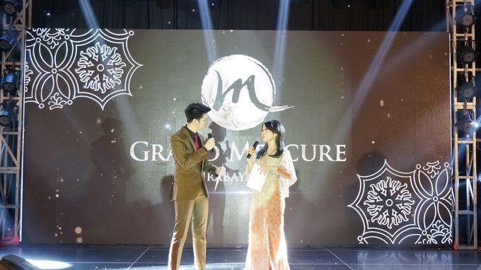 Grand Opening of Grand Mercure Surabaya City by MC Mandarin Linda Lin - 005