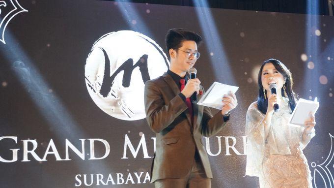 Grand Opening of Grand Mercure Surabaya City by MC Mandarin Linda Lin - 007
