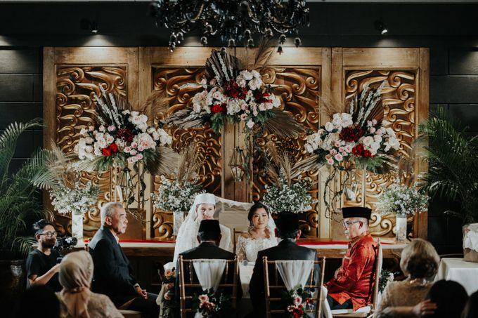 From Paris with Love - Wedding Theo & Dina by Memoira Studio - 014