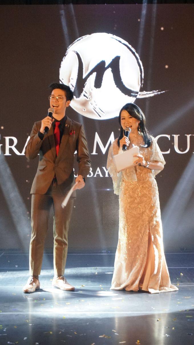 Grand Opening of Grand Mercure Surabaya City by MC Mandarin Linda Lin - 008