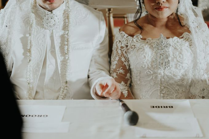 From Paris with Love - Wedding Theo & Dina by Memoira Studio - 016