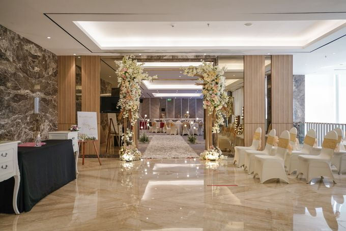 THE WEDDING OF H & G by GLORIOSA DECORATION - 002