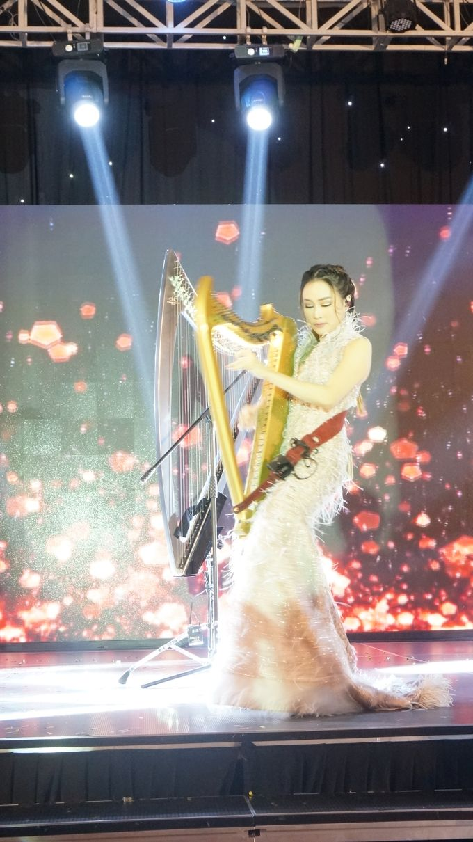 Grand Opening of Grand Mercure Surabaya City by MC Mandarin Linda Lin - 012