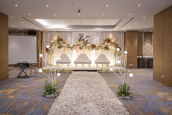 THE WEDDING OF H & G by GLORIOSA DECORATION - 003