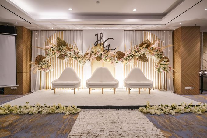THE WEDDING OF H & G by GLORIOSA DECORATION - 004