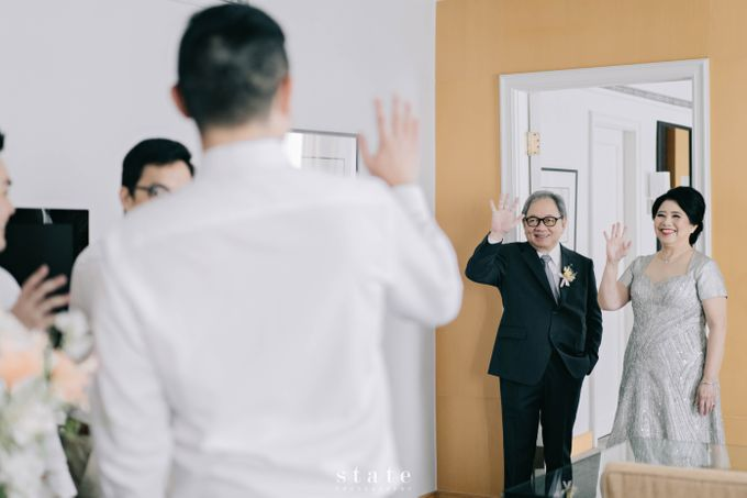 Wedding - Billy & Sharon by State Photography - 016