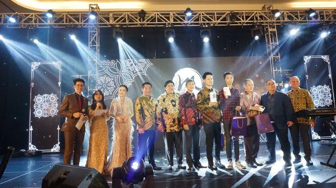 Grand Opening of Grand Mercure Surabaya City by MC Mandarin Linda Lin - 014