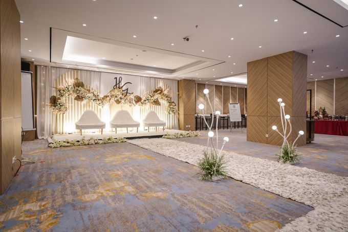 THE WEDDING OF H & G by GLORIOSA DECORATION - 005