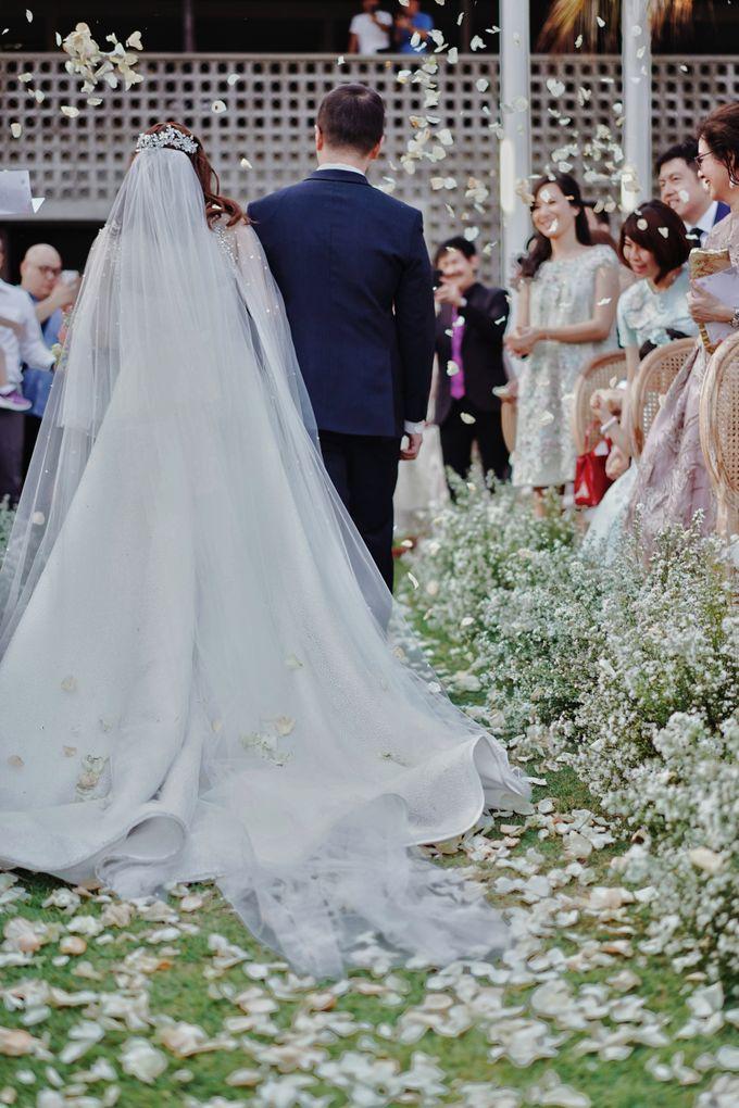 Dicky & Chelsea Wedding Day by Vivi Valencia - 043
