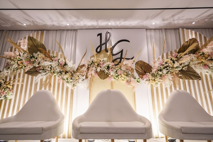 THE WEDDING OF H & G by GLORIOSA DECORATION - 006