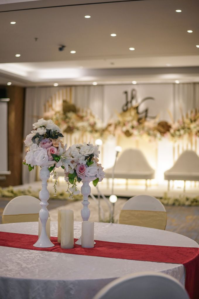 THE WEDDING OF H & G by GLORIOSA DECORATION - 007