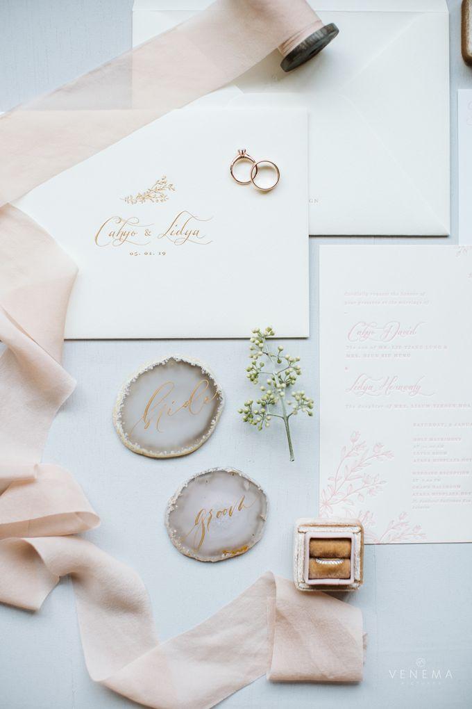 Clean and Elegant Wedding at Ayana MidPlaza by Priscilla Myrna - 012