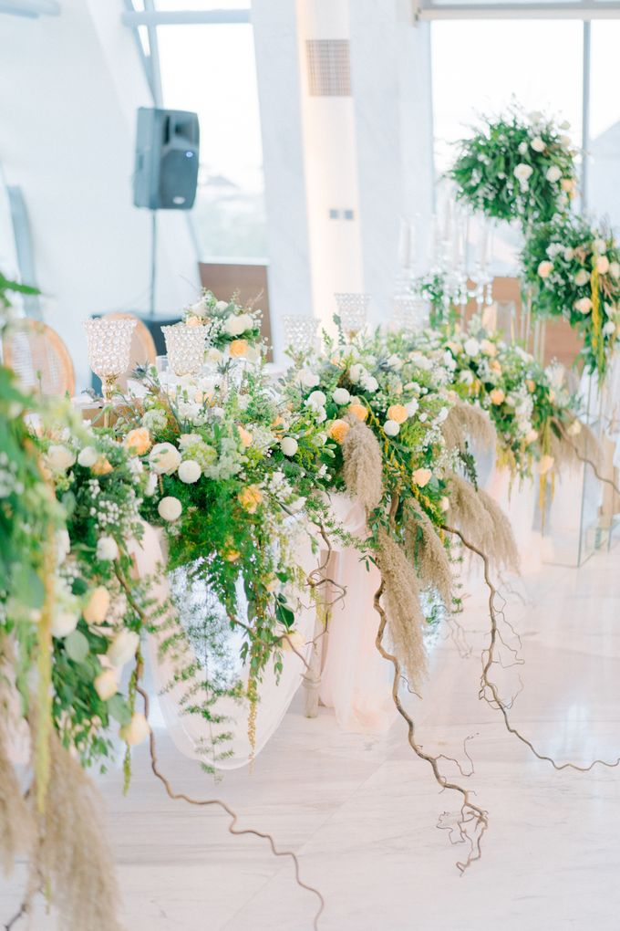 Stunning Elegant Rustic Themes by Bali Wedding Atelier - 003