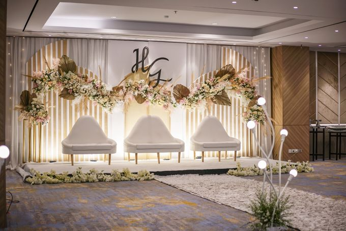 THE WEDDING OF H & G by GLORIOSA DECORATION - 008