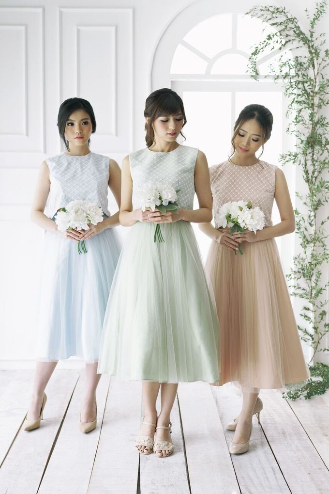ready for rent by Lademoiselle Bridesmaids - 004