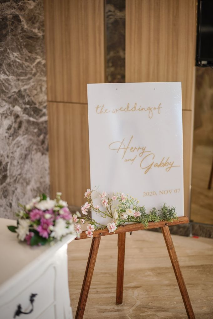 THE WEDDING OF H & G by GLORIOSA DECORATION - 011