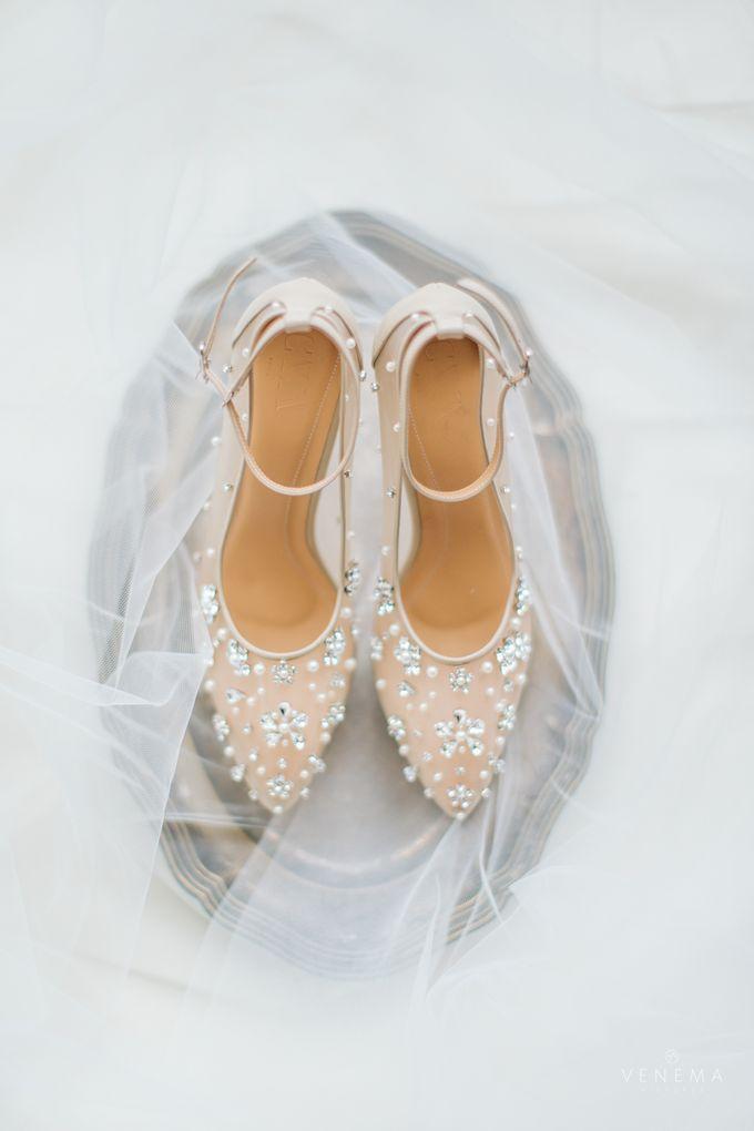Clean and Elegant Wedding at Ayana MidPlaza by Priscilla Myrna - 013