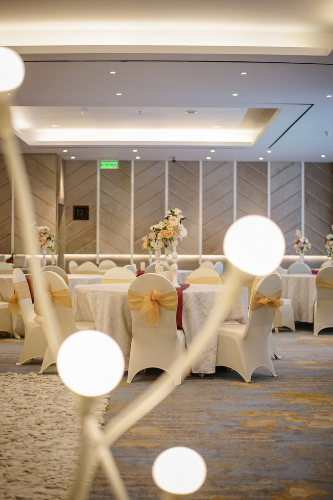 THE WEDDING OF H & G by GLORIOSA DECORATION - 013