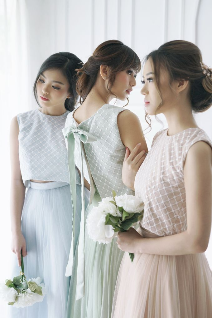 ready for rent by Lademoiselle Bridesmaids - 005