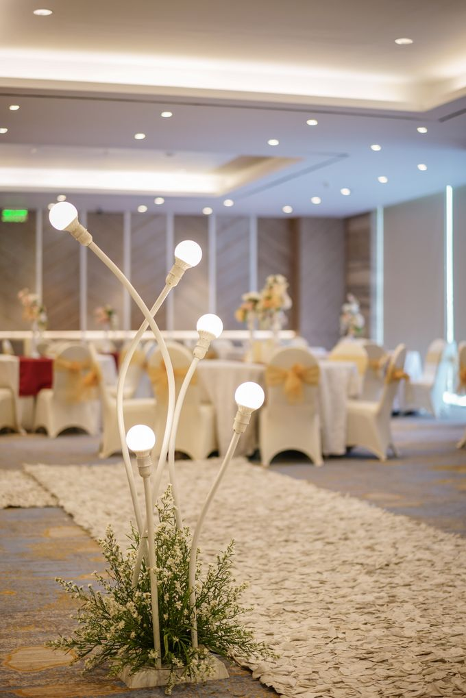 THE WEDDING OF H & G by GLORIOSA DECORATION - 014