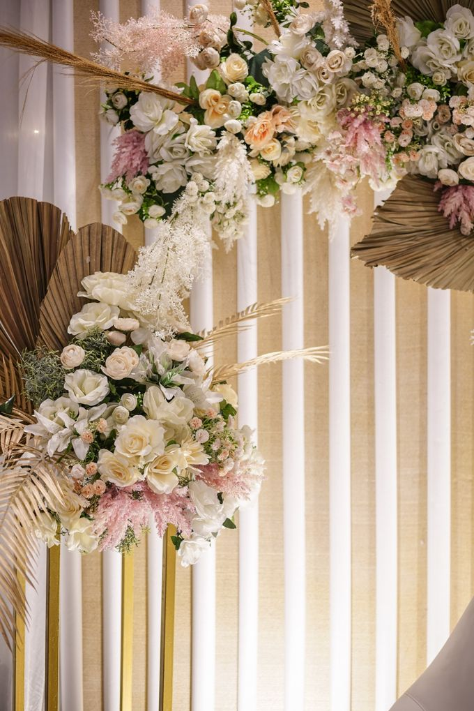 THE WEDDING OF H & G by GLORIOSA DECORATION - 015