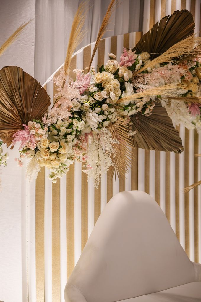 THE WEDDING OF H & G by GLORIOSA DECORATION - 016