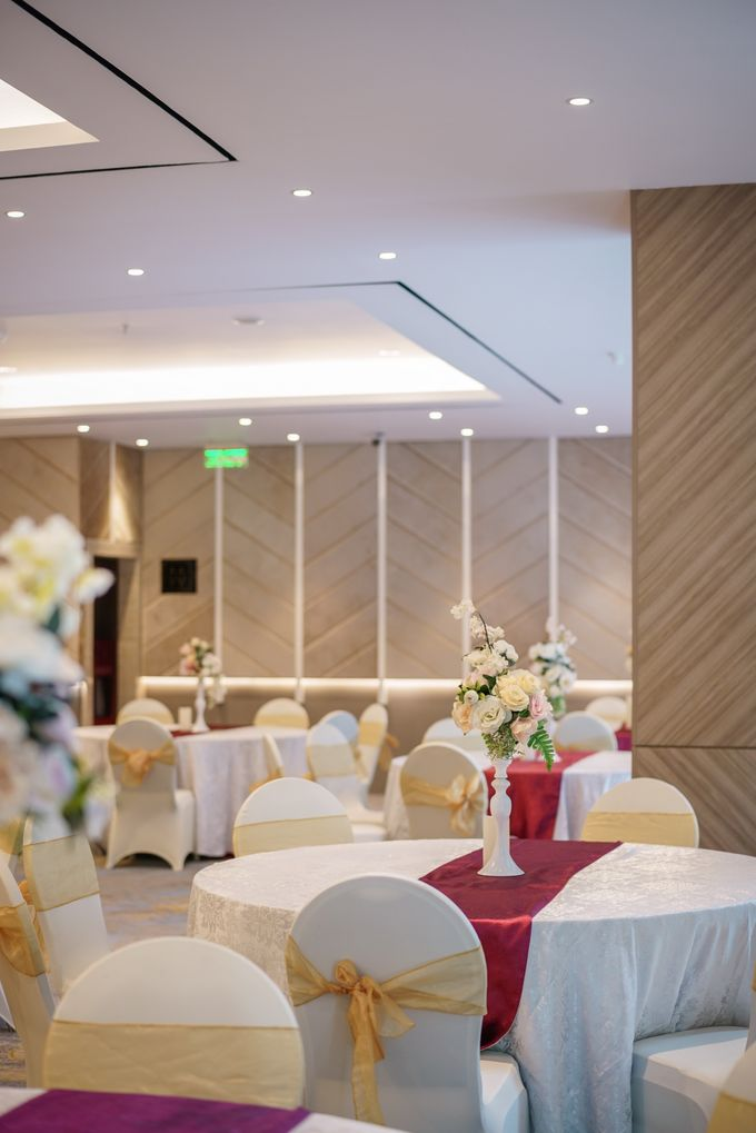 THE WEDDING OF H & G by GLORIOSA DECORATION - 018