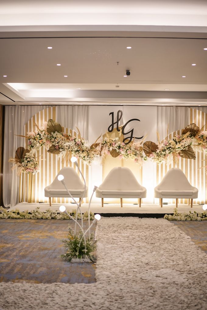 THE WEDDING OF H & G by GLORIOSA DECORATION - 019