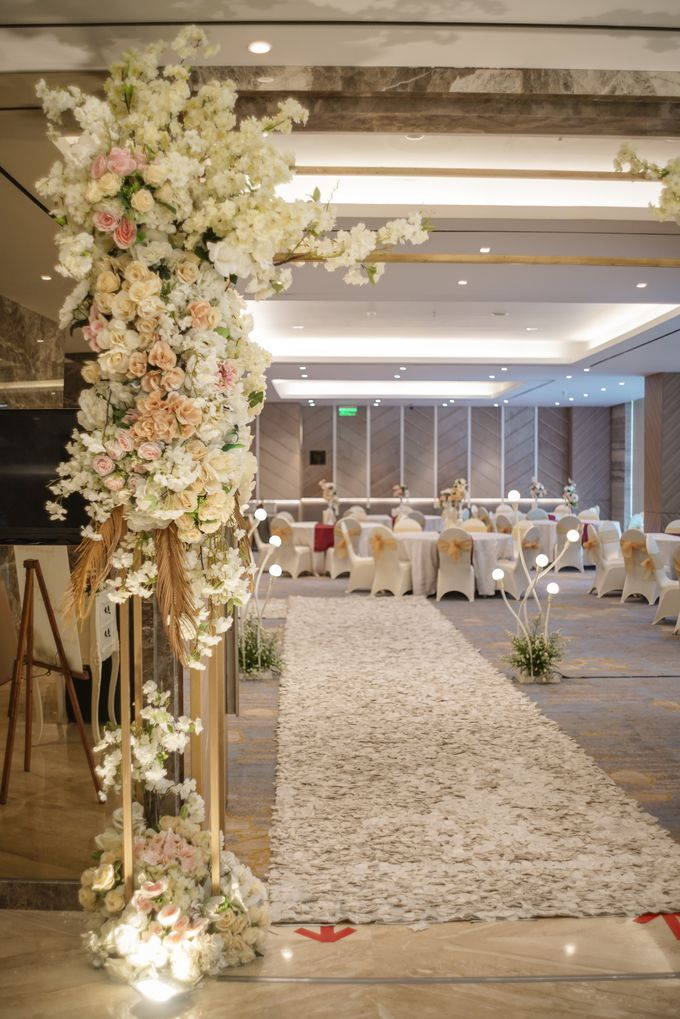 THE WEDDING OF H & G by GLORIOSA DECORATION - 021