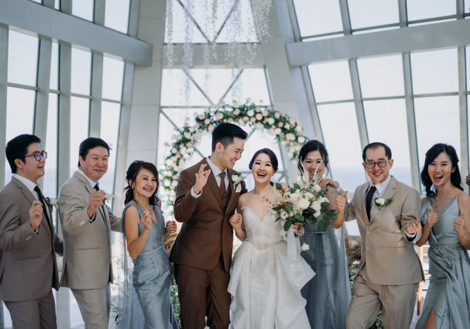 Bali Wedding of Dennis & Megan by Lentera Wedding - 043