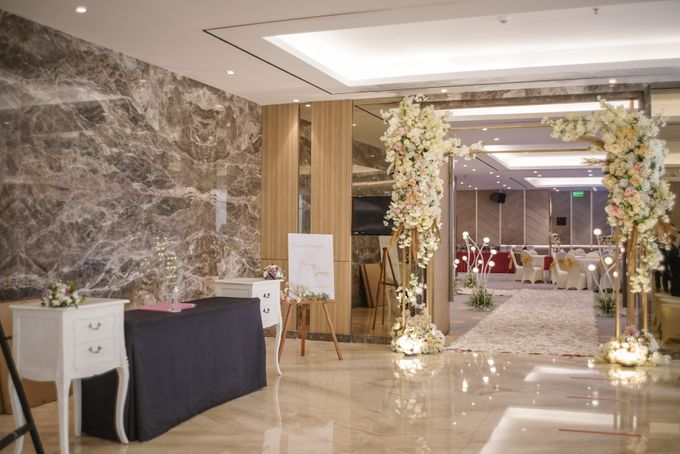 THE WEDDING OF H & G by GLORIOSA DECORATION - 022