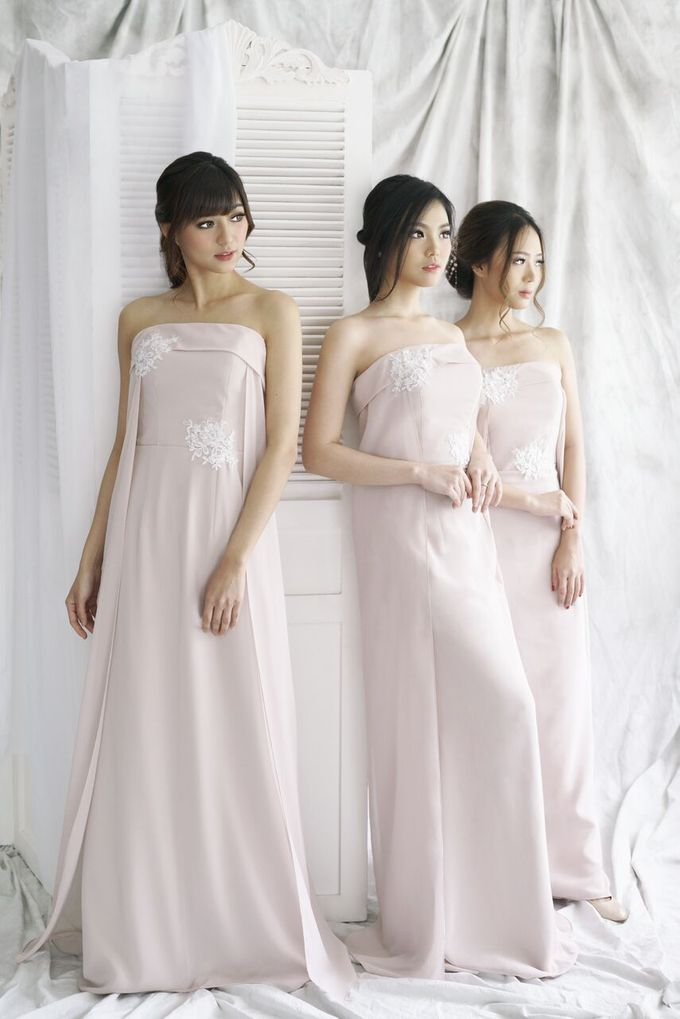 ready for rent by Lademoiselle Bridesmaids - 006