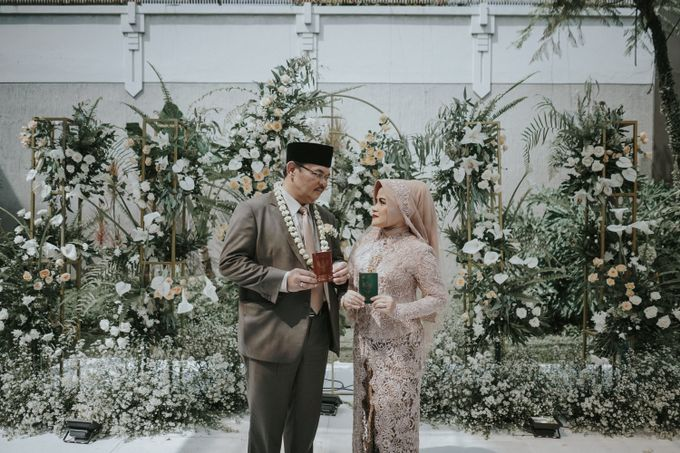 Wedding Dr Yufi & Dr Hari by Vexia Pictures - 014